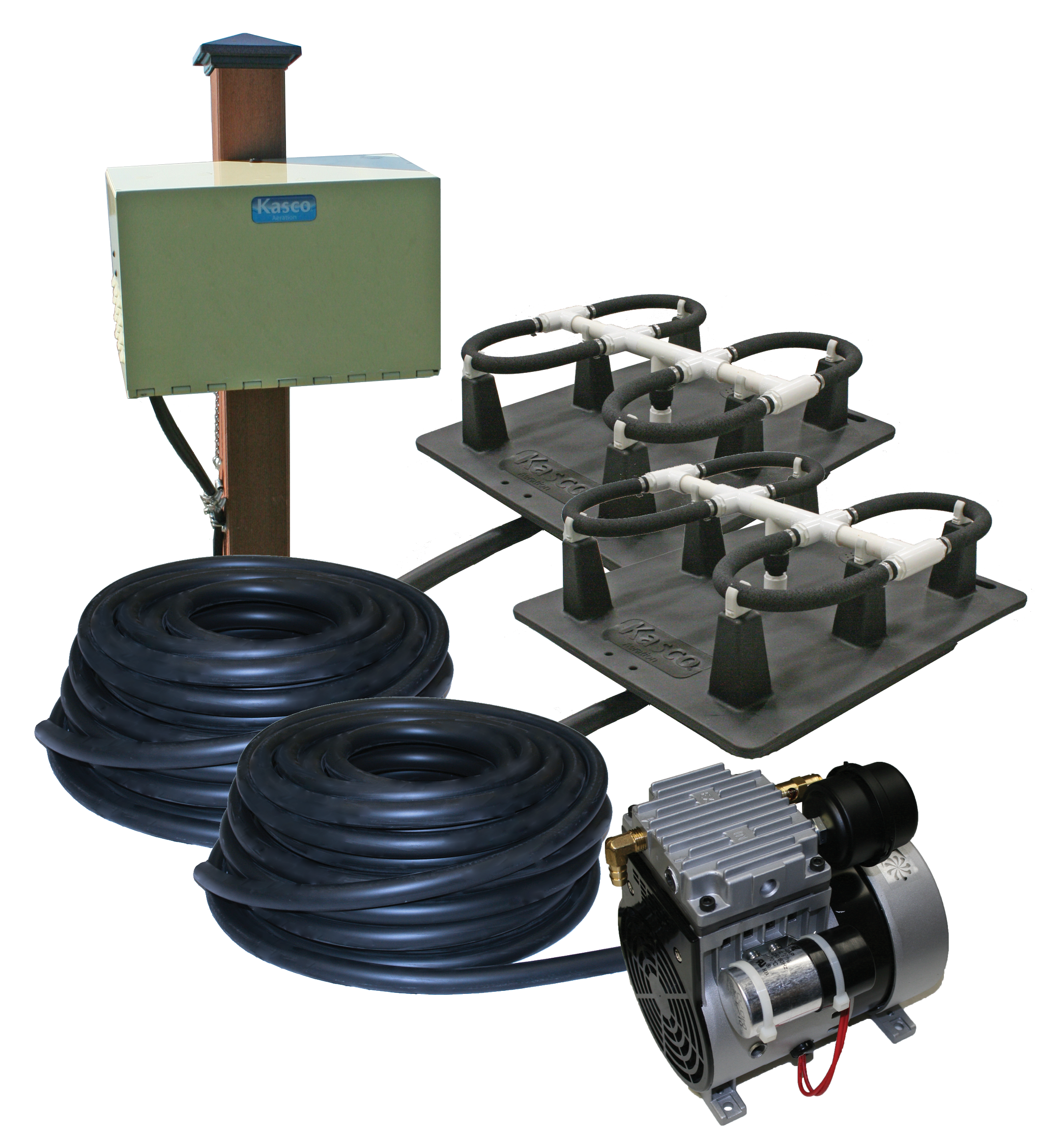 #654134 Robust Aire RA2 PM Two Diffuser Aerator System Pond  Recommended 5837 Pond Diffuser Aerators pics with 2091x2257 px on helpvideos.info - Air Conditioners, Air Coolers and more
