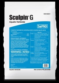 Sculpin 40 lbs bag (Navigate Granular alternative)