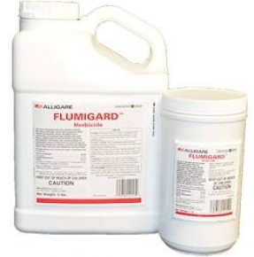 Clipper Herbicide & Alligare Flumigard