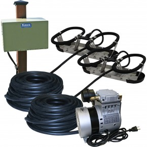 Kasco Robust-Aire 2 Diffused Aeration System — 3 Acre Pond Capacity, Model# RA2-PM