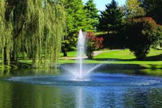 Kasco Decorative J Series Fountain,  3/4 HP (3400J Series)
