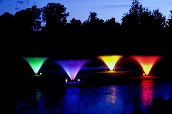 Led Fountain Lite Kit Led Fountain Lights Pond