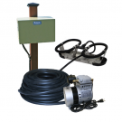 Kasco Robust-Aire 1 Diffused Aeration System — 1.5 Acre Pond Capacity, Model# RA1-PM