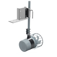 Kasco Water/Dock Circulator Universal Mount Package, 1 HP
