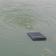 Kasco Water Circulator Horizontal Float Package, 3/4 HP