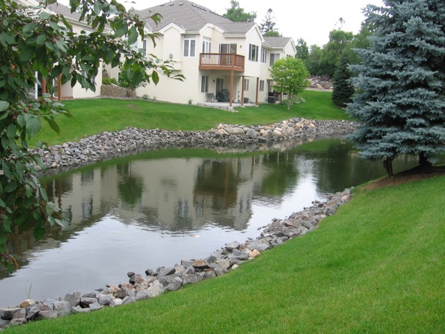Pond Weed Control Service Minnesota |